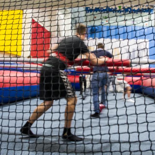 Megafussball - Eventpark Aarhus