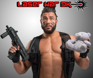 Laser-War Logo